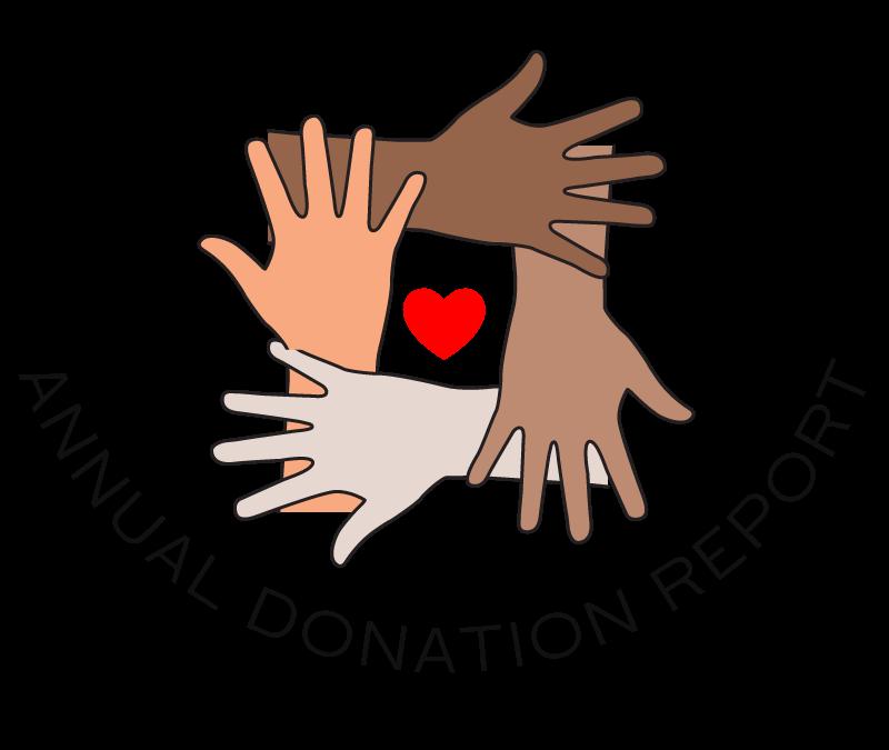 2019 Annual Donation Report
